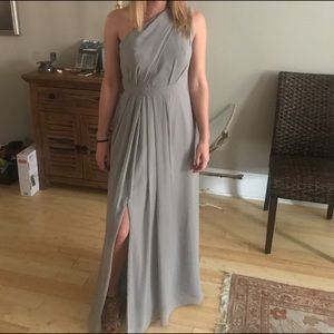 Formal / bridesmaid / maxi dress David's bridal